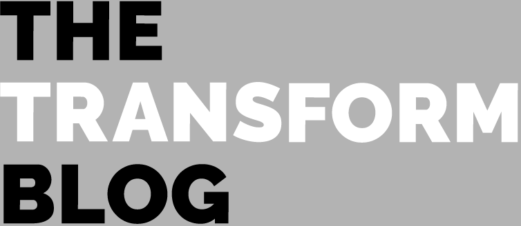 The Transform Blog